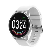 Relógio Smartwatch Atrio Viena a Prova D'água ES385 - Prata -