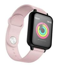 Relógio Smartwatch B57 Hero Band 3 Android ROSA -