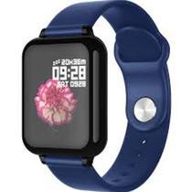 Relógio Smartwatch B57 Inteligente e Mede a Freqüência Cardia e monitor de Pressão -