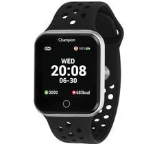 Relógio smartwatch champion unissex ch50006t -