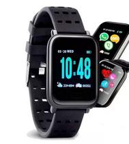Relógio SmartWatch D33 Facebook Whatsapp Instagran Preto - Smart watch