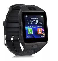 Relogio Smartwatch DZ09 Inteligente Bluetooth Whats Chip Android Ios
