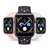 Relógio Smartwatch F10 Inteligente Preto -