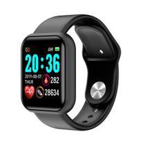 Relógio Smartwatch Inteligente D20 Android e IOS -