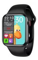 Relógio Smartwatch Inteligente Hw12 40mm Android iOS Bluetooth - Preto - Smart Bracelet