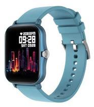 Relógio Smartwatch Inteligente P8 PLUS Colmi Original AZUL Lançamento 2021 -