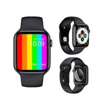 Relogio Smartwatch Inteligente W26 Android iOS - Preto - Lemfo