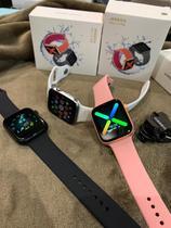 Relógio Smartwatch Iwo12 Lite Faz E Recebe Ligações -