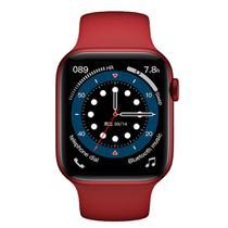 Relógio Smartwatch Iwo13 lite Série 6 Tela Infinita VERMELHO -