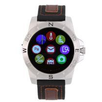 Relógio Smartwatch Masculino Lux N10B - Marrom -