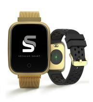 Relogio Smartwatch Quadrado Original Seculus Smart - Séculus