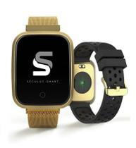 Relogio Smartwatch Quadrado Original Seculus Smart - Séculus