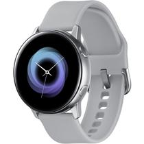 Relógio Smartwatch Samsung Galaxy Watch Active Sm-r500 - Prata