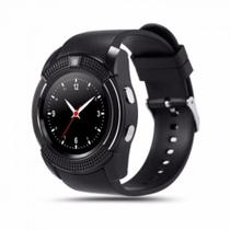 Relógio Smartwatch V8 Celular Inteligente Bluetooth Chip - Beatrizeletros