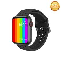 """Relógio Smartwatch W26 com Menu Colméia Tela 1.7"""" Série 6 - Lemfo"""