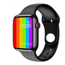 Relogio Smartwatch W26 Plus Coloca Foto na tela Novo Modelo 44mm Tela Infinita Android iOS - Waka