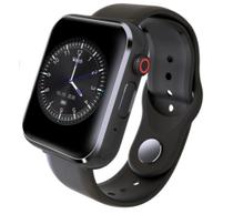 Relógio Smartwatch W34S Inteligente Bluetooth Android IOS lê mensagens, notificações, SMS, Redes sociais, Faz e recebe chamadas - preto - EnohpLX