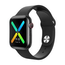 Relógio Smartwatch X8 Lançamento Coloca Foto Cor Preto -