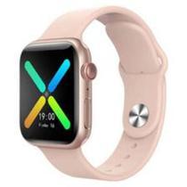 Relógio Smartwatch X9 Bluetooth Relógio Inteligente Troca Pulseira e Recebe Ligação Preto -