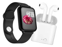 Relógio Smartwatch Xiome B57 Whats Smart Cardíaco + Fone S/fio - 01Smart