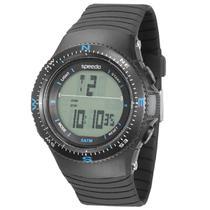 Relógio Speedo Masculino 81087G0EGNP3K4 COM ILUMINAÇÃO + CALENDÁRIO E CRONÔMETRO -