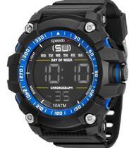 Relógio Speedo Masculino Digital 81140g0evnp4 -