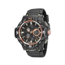Relógio Speedo Masculino Preto 81118G0EVNP6 - Seculus