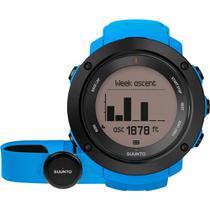 Relógio Suunto Unisex Ambit3 Monitor Running Gps Ss021968000 -