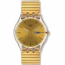 Relógio Swatch Dazzling Light - SUOK702B -