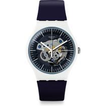 Relógio Swatch Siliblue - SUOW156 -