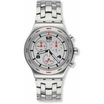 Relógio Swatch Silver Again - YVS447G -