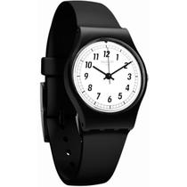 Relógio Swatch - Something Black - LB184 -