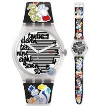 Relógio Swatch Streety - SUOW157 -