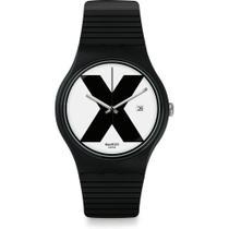 Relógio Swatch XX-Rated Black - SUOB402 -