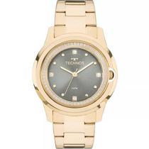 Relógio Feminino technos dourado - Relógios e Relojoaria   Magazine ... 16a7ca0d67
