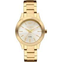 Relógio Technos Feminino Dourado 2035mkq/4x -