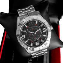 Relógio Technos Masculino Analógico Prata 2115KYX/1R -