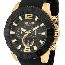 Relógio technos masculino classic legacy os20io/8p dourado -
