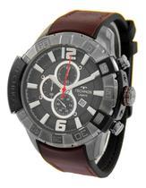 Relógio technos masculino cronografo os10ff/2p -