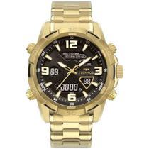 Relógio Technos Masculino Digiana Dourado W23305AB/1P -