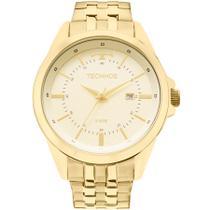 Relógio Technos Masculino Dourado Executive 2115KZC/4X -