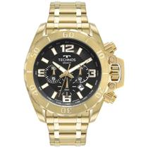 Relógio Technos Masculino Dourado JS25CQ/1P -