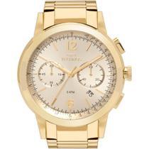 Relógio Technos Masculino Dourado Skymaster 6S21AB/1D -
