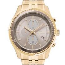 Relógio Technos Masculino Dourado Skymaster JS15FE/4C -