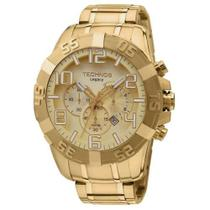 Relógio Technos Masculino Legacy Dourado Os20ik/4x -