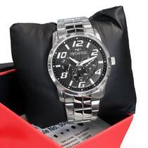 Relógio Technos Masculino Prata 6P29AFT/1P -