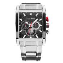 Relógio Technos Masculino Prata OS2AAF/S1P -