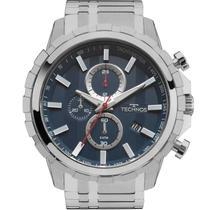 Relógio Technos Masculino Prata Skymaster JS15FA/1A -