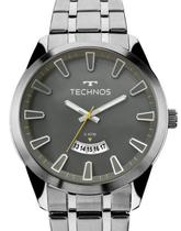 Relógio Technos Masculino Prateado Racer 2115KZB/1C -