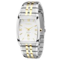 Relógio Technos Masculino Quadrado Executive 1n12mq/5b -